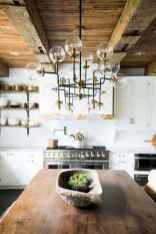 70 Beautiful Modern Farmhouse Kitchen Decor Ideas (56)