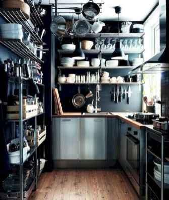 70 Brilliant Small Apartment Kitchen Decor Ideas (40)
