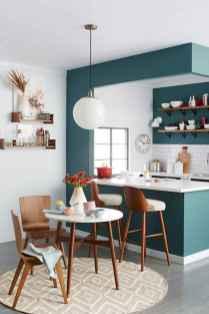 70 Brilliant Small Apartment Kitchen Decor Ideas (59)
