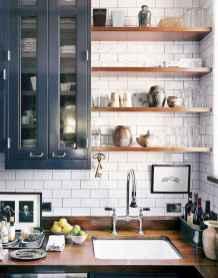70 Brilliant Small Apartment Kitchen Decor Ideas (8)