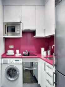 70 Brilliant Small Apartment Kitchen Decor Ideas (9)