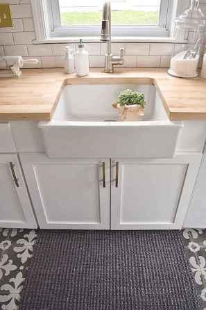 70 Pretty Kitchen Sink Decor Ideas (48)