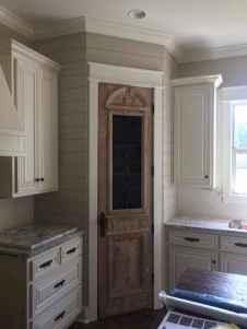 100 Supreme White Kitchen Cabinets Decor Ideas For Farmhouse Style Design (22)