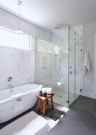 110 Supreme Farmhouse Bathroom Decor Ideas (65)
