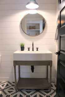 110 Supreme Farmhouse Bathroom Decor Ideas (72)