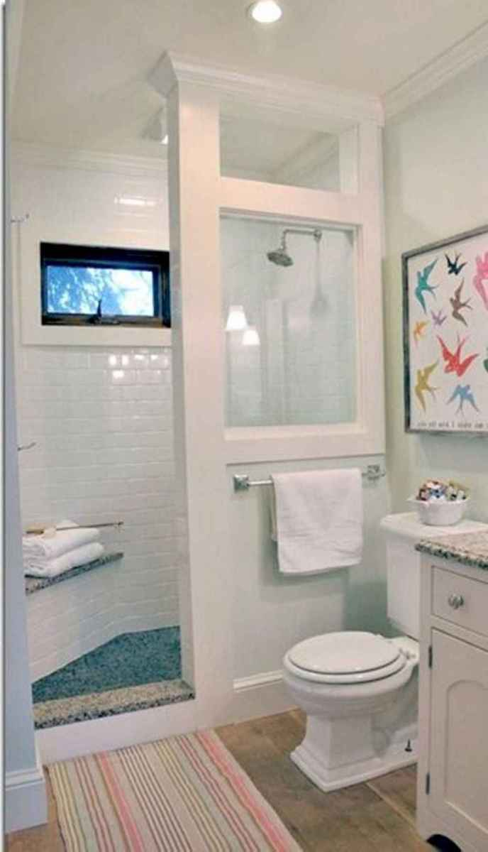 111 Best Small Bathroom Remodel On A Budget For First Apartment Ideas (106)