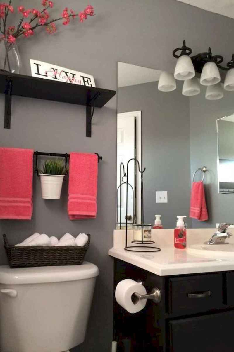 111 Best Small Bathroom Remodel On A Budget For First Apartment Ideas (25)