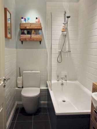 111 Best Small Bathroom Remodel On A Budget For First Apartment Ideas (48)