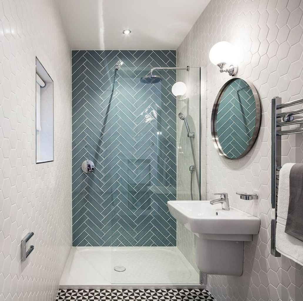 111 Best Small Bathroom Remodel On A Budget For First Apartment Ideas (62)