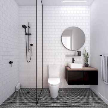 111 Best Small Bathroom Remodel On A Budget For First Apartment Ideas (76)