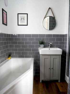 111 Best Small Bathroom Remodel On A Budget For First Apartment Ideas (90)