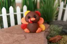 120 Easy And Simply To Try DIY Polymer Clay Fairy Garden Ideas (22)
