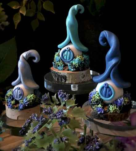 120 Easy And Simply To Try DIY Polymer Clay Fairy Garden Ideas (36)