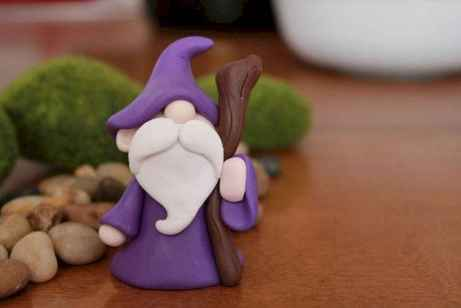 120 Easy And Simply To Try DIY Polymer Clay Fairy Garden Ideas (82)