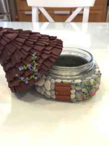 120 Easy And Simply To Try DIY Polymer Clay Fairy Garden Ideas (91)