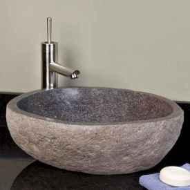 50 Stunning Farmhouse Bathroom Vanity Decor Ideas (38)