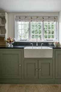70 Best Farmhouse Kitchen Curtains Decor Ideas (19)