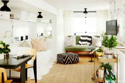 70 Brilliant RV Living Iinterior Remodel Ideas On A Budget (14)