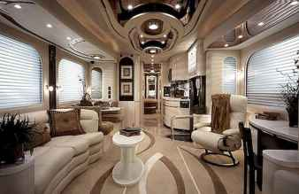 70 Brilliant RV Living Iinterior Remodel Ideas On A Budget (44)