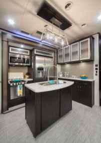 70 Brilliant RV Living Iinterior Remodel Ideas On A Budget (65)