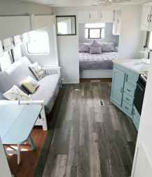 70 Brilliant RV Living Iinterior Remodel Ideas On A Budget (69)