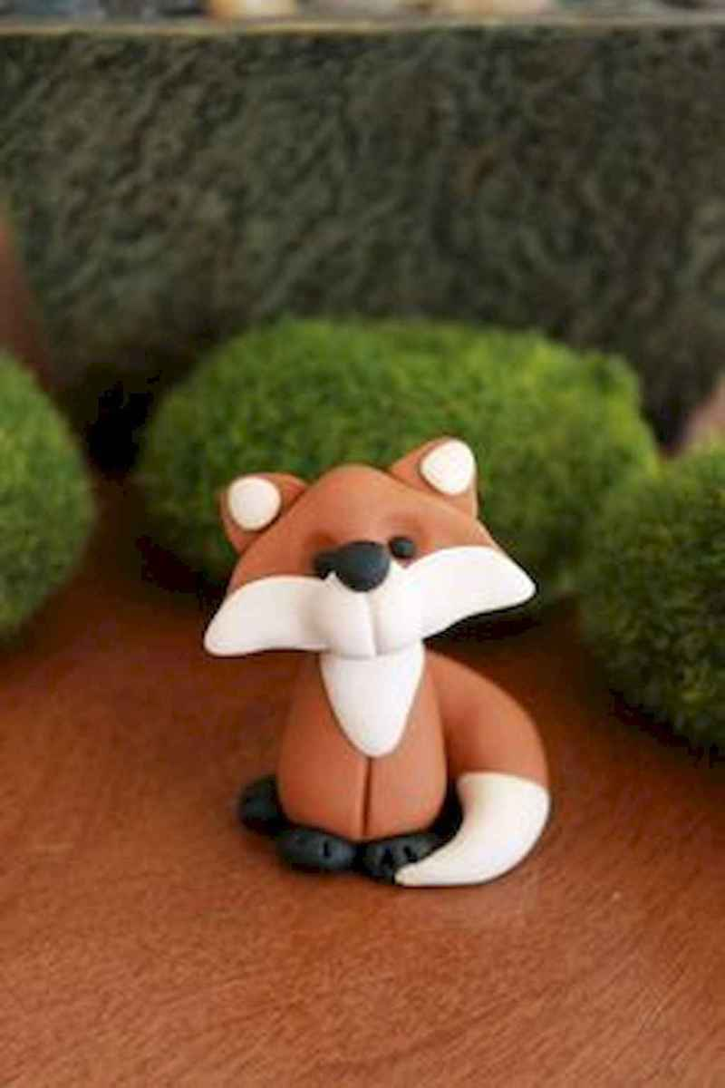 70 Easy And Simply Polymer Clay Ideas For Beginners (50)