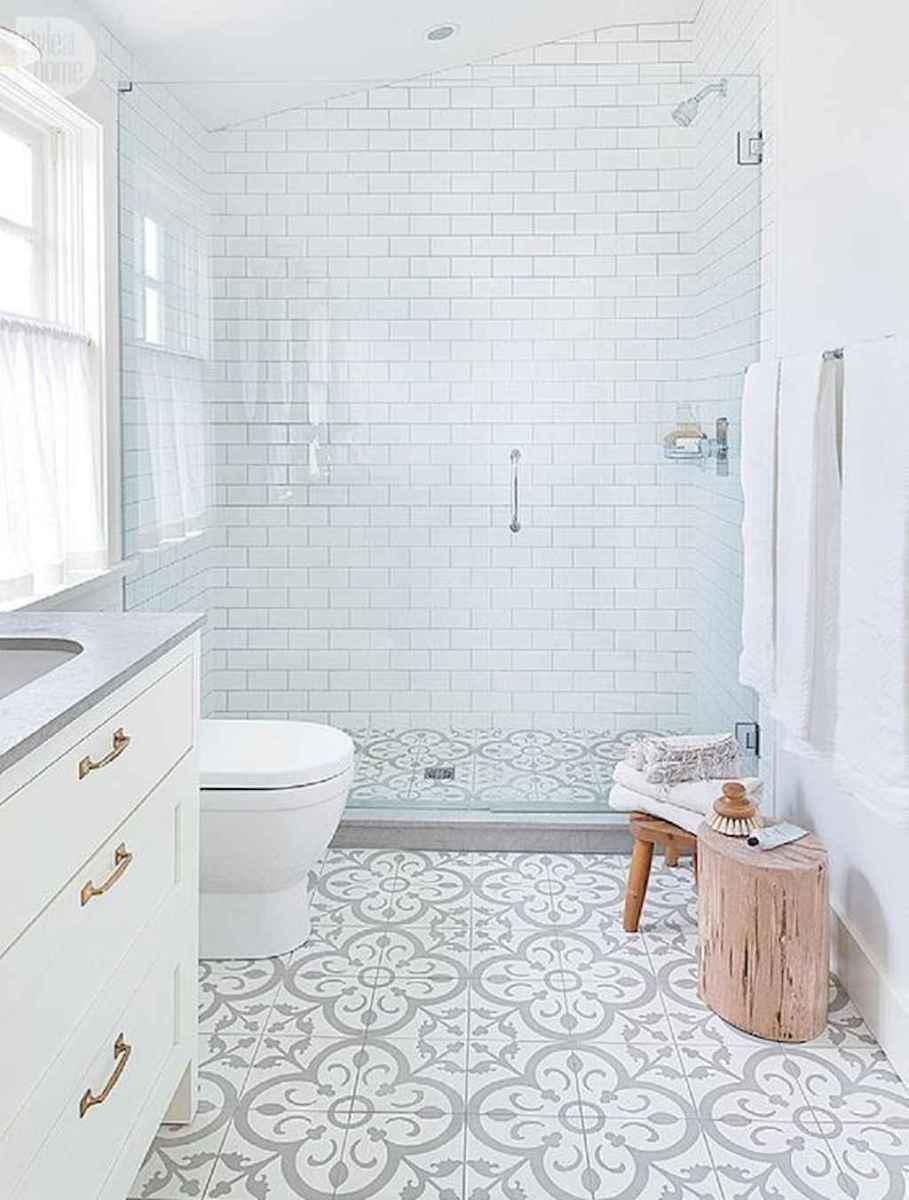 80 Best Farmhouse Tile Shower Ideas Remodel (103)