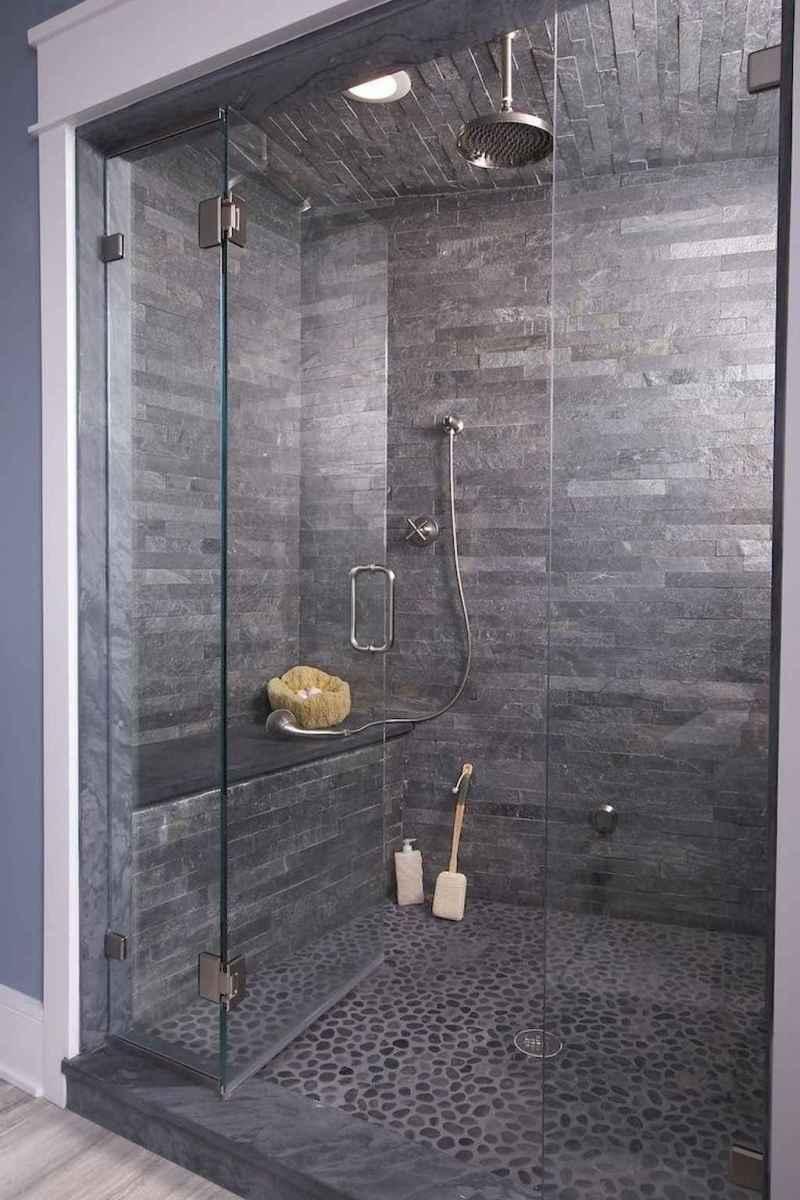 80 Best Farmhouse Tile Shower Ideas Remodel (122)