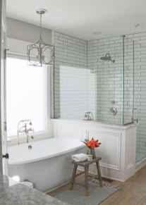 80 Best Farmhouse Tile Shower Ideas Remodel (159)