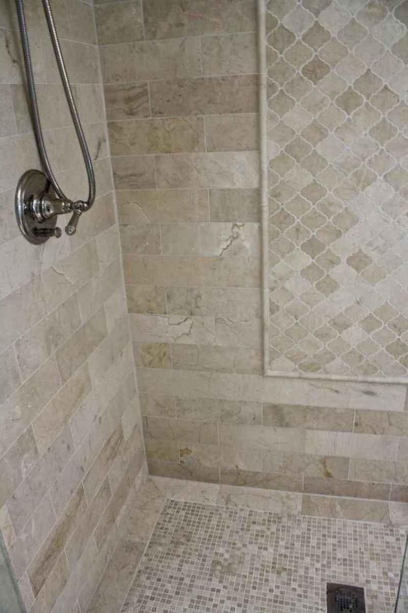 80 Best Farmhouse Tile Shower Ideas Remodel (85)