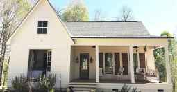 90 Awesome Modern Farmhouse Exterior Design Ideas (49)
