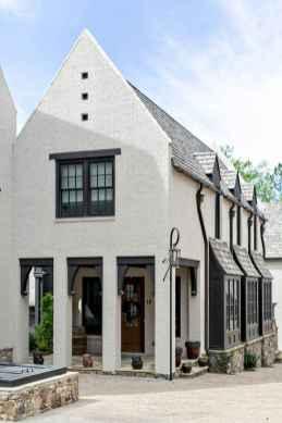 90 Awesome Modern Farmhouse Exterior Design Ideas (56)