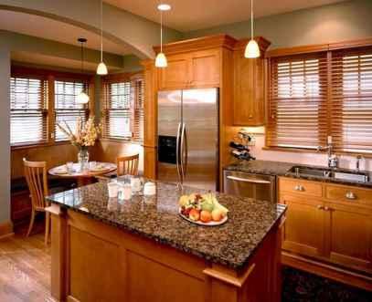100 Supreme Oak Kitchen Cabinets Ideas Decoration For Farmhouse Style (104)