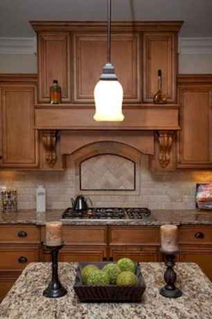 100 Supreme Oak Kitchen Cabinets Ideas Decoration For Farmhouse Style (51)