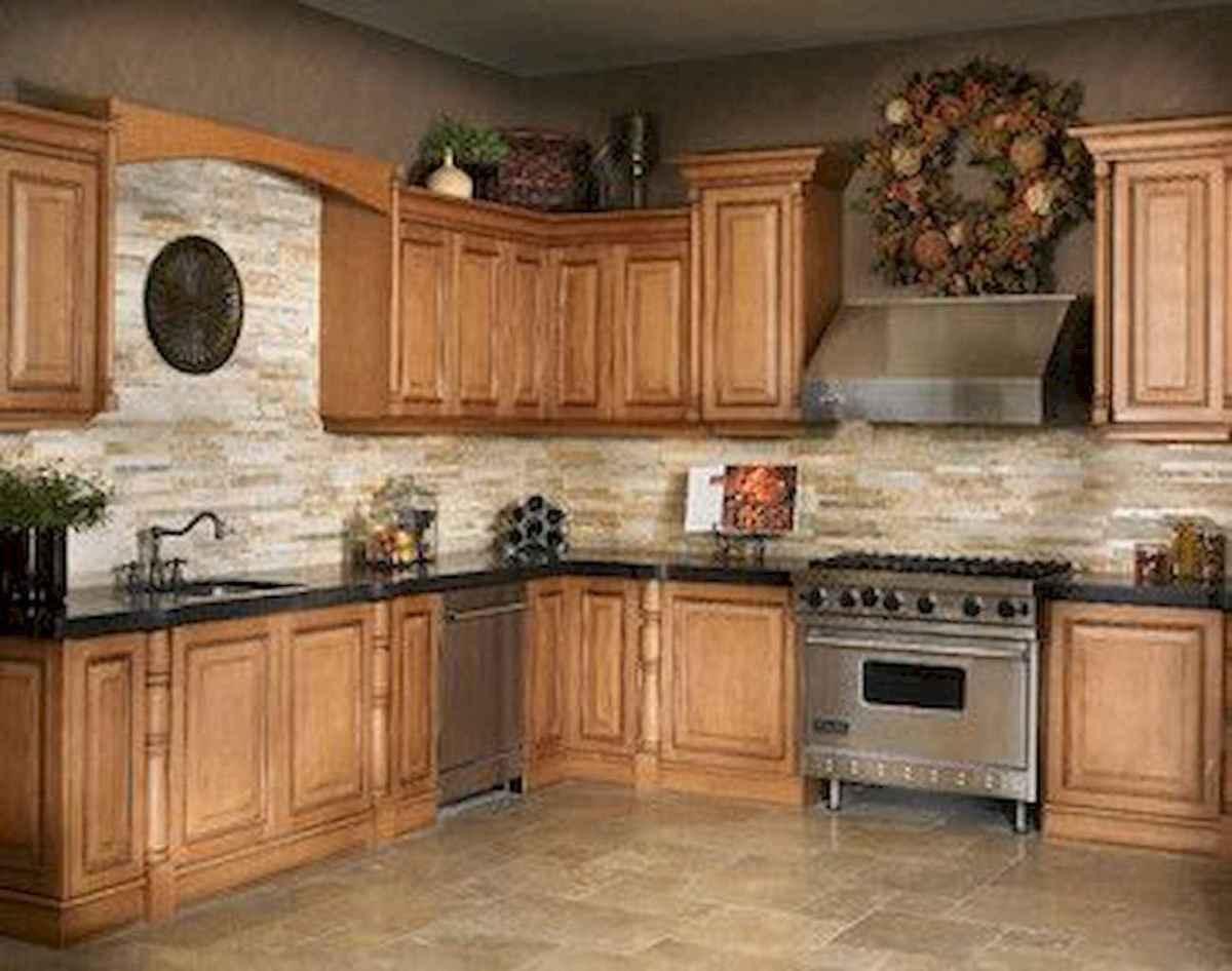 100 Supreme Oak Kitchen Cabinets Ideas Decoration For ... on ideas to remodel kitchen, ideas to clean kitchen, ideas to renovate kitchen, colors to decorate kitchen, best way to decorate over cabinets kitchen, ideas to organize kitchen,