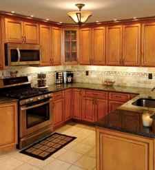 100 Supreme Oak Kitchen Cabinets Ideas Decoration For Farmhouse Style (97)