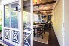 110 Beautiful Farmhouse Porch Decor Ideas (2)