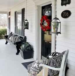 110 Beautiful Farmhouse Porch Decor Ideas (23)