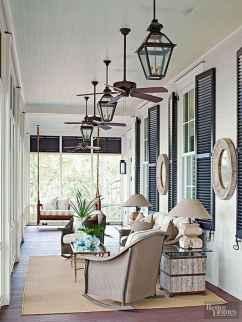 110 Beautiful Farmhouse Porch Decor Ideas (43)