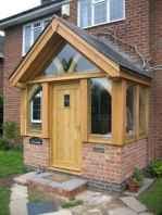 110 Beautiful Farmhouse Porch Decor Ideas (46)