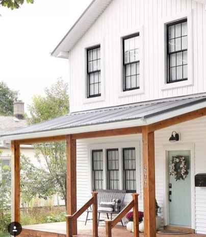 110 Beautiful Farmhouse Porch Decor Ideas (6)