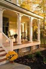 110 Beautiful Farmhouse Porch Decor Ideas (65)