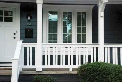 110 Beautiful Farmhouse Porch Decor Ideas (74)