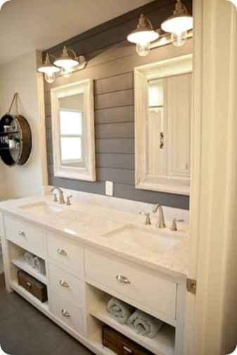 110 Fabulous Farmhouse Bathroom Decor Ideas (25)