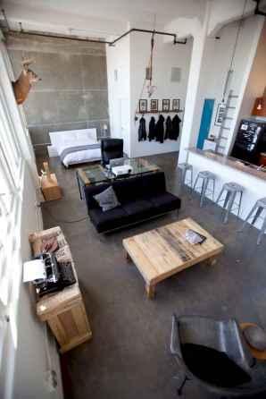 65 Brilliant Studio Apartment Decorating Ideas (20)
