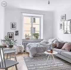 65 Brilliant Studio Apartment Decorating Ideas (43)