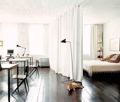 65 Brilliant Studio Apartment Decorating Ideas (48)