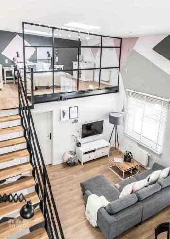 65 Brilliant Studio Apartment Decorating Ideas (58)