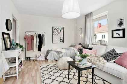 65 Brilliant Studio Apartment Decorating Ideas (8)
