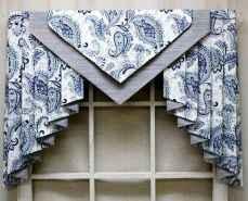 70 Pretty Farmhouse Kitchen Curtains Decor Ideas (4)